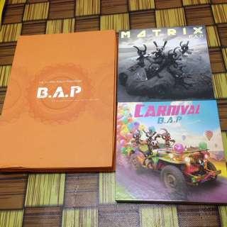 B.A.P OFFICIAL ALBUM