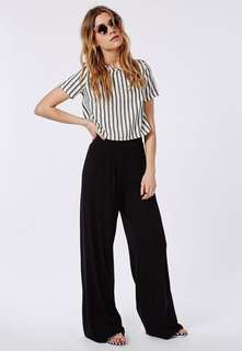 Brand New MISSGUIDED Wide leg pants