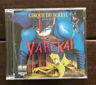Cirque du Soleil Varekai show vcd