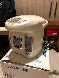 象印熱水瓶3L