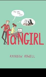 [ebook] Fangirl - Rainbow Rowell (min. 5 ebooks)