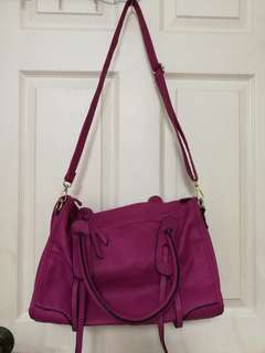 Fuchsia Bag