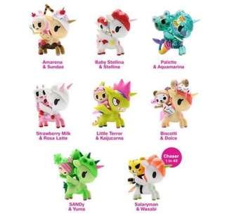Tokidoki unicorno and friends