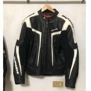 Spidi Gara Motorcycle Leather Jacket 防摔衣 夾克 皮衣 非 A星 DAINESE alpinestars