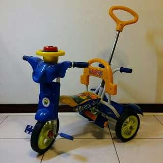 成長型兒童腳踏車/手推三輪車/多功能童車