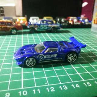 Hot Wheels Ford GT LM from HW Speed Graphic 5 pack