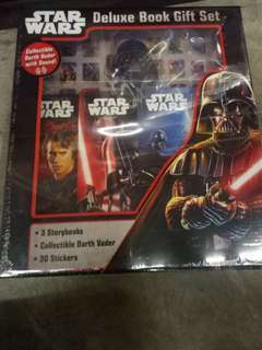 Star Wars Collectible Gift Set
