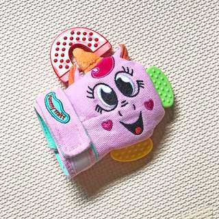 YUMMY MITT Limited Edition Teething Mittens Pink Unicorn Baby Teether