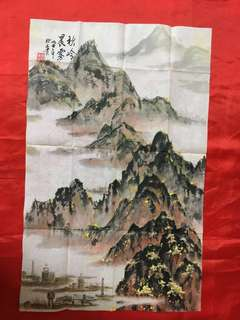 🚚 Chinese Painting 10 for S$2500