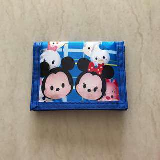 Tsum Tsum Wallet with Coin Compartment