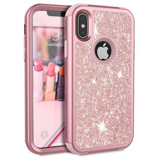 Glitter iPhone Case Shockproof Case all units iPhone