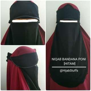 Niqab Cadar HijabStuffs