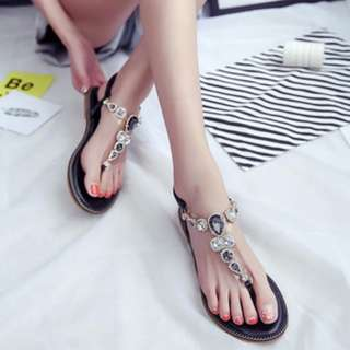 (PREORDER) Women's Flat Sandals