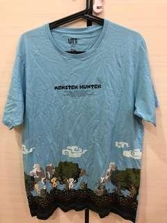 Uniqlo Monster Hunter Tshirt