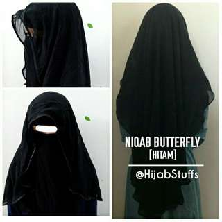 Butterfly Niqab