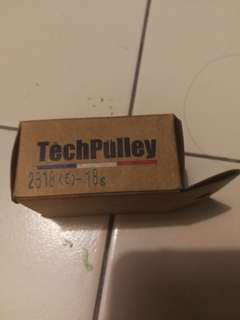 Tech pulley rollers for Xmax
