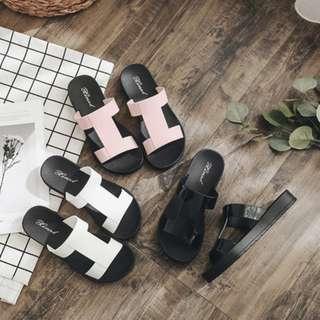 (PREORDER) Women's Slip-On Flat Sandals