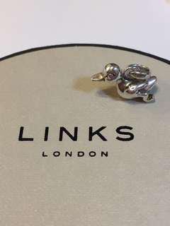 Links of london 鴨仔 charm
