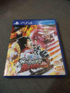 PS4 Onepiece Burning Blood