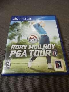 PS4 Pga Tour
