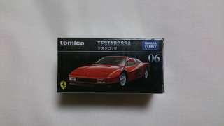 Tomica Premium 06 Testarossa