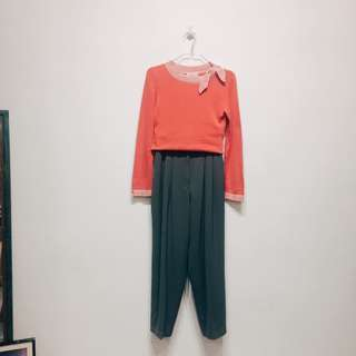 A Set of Vintage Outfit
