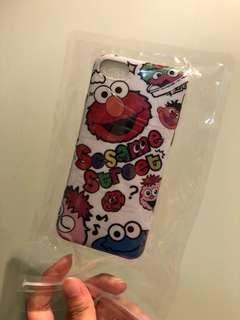 芝麻街 iPhone Case