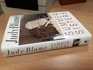 Judy Blume Summer Sisters