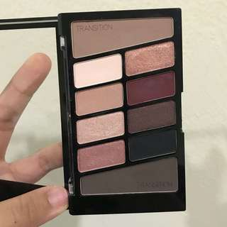 Wet N Wild Nude Awakening Eye Shadow Pallette