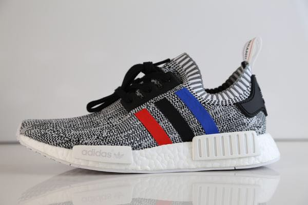 09a3126cb28 Adidas NMD R1 PK Tri-Color Deadstock UK4.5 EUR36.5