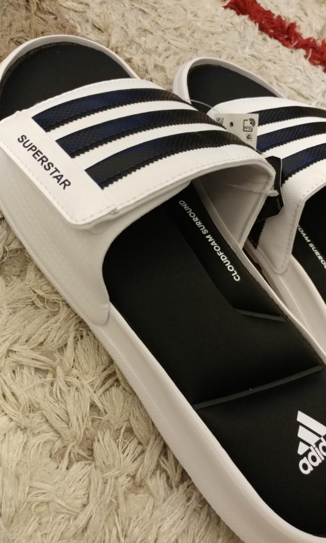 hot sale online 371c5 0ccef Adidas Superstar 5G Slides, Men's Fashion, Footwear ...