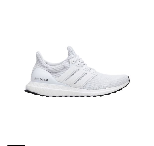 1837f357d Adidas Ultra Boost Triple White