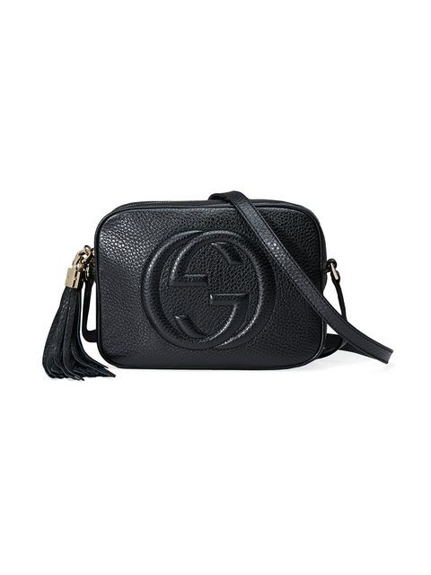 2c278b2cfb5af7 Authenthic Black Gucci Soho Disco Bag, Luxury, Bags & Wallets, Sling ...