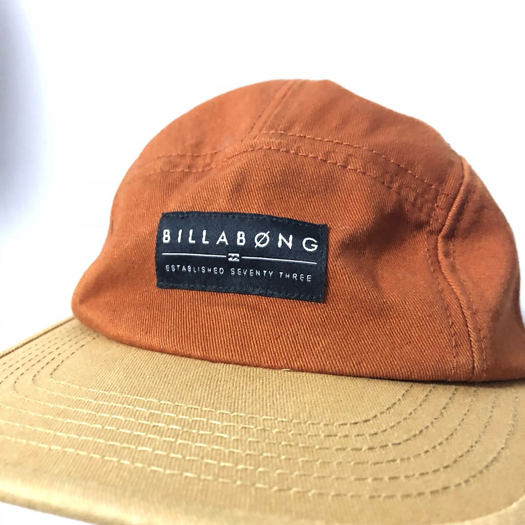 9bf24321 BILLABONG 5 panel cap, Men's Fashion, Accessories, Caps & Hats on ...