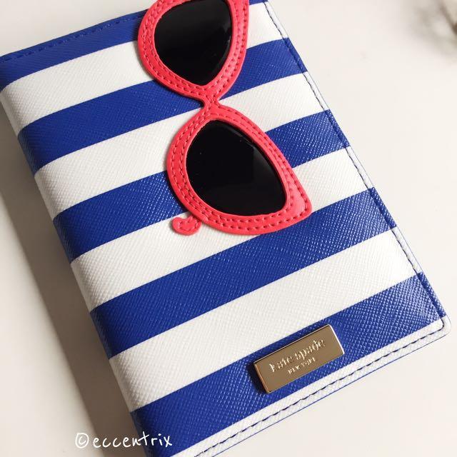 Bn Kate Spade Make A Splash Imogene Pport Holder Luxury Accessories On Carou