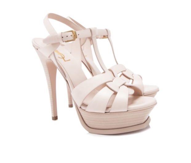 53eccf11c57 Brand new authentic YSL heels for sale!