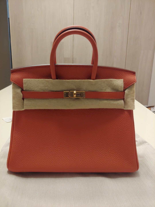 #MILAN12, Brand new Hermes Birkin 25