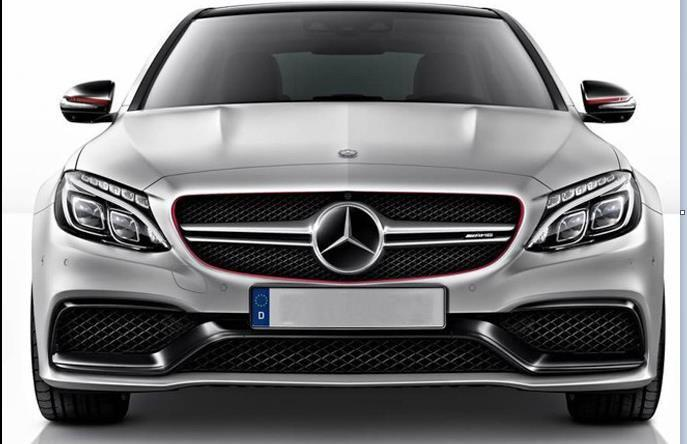 C180 convert to C63 amg, Car Accessories, Accessories on