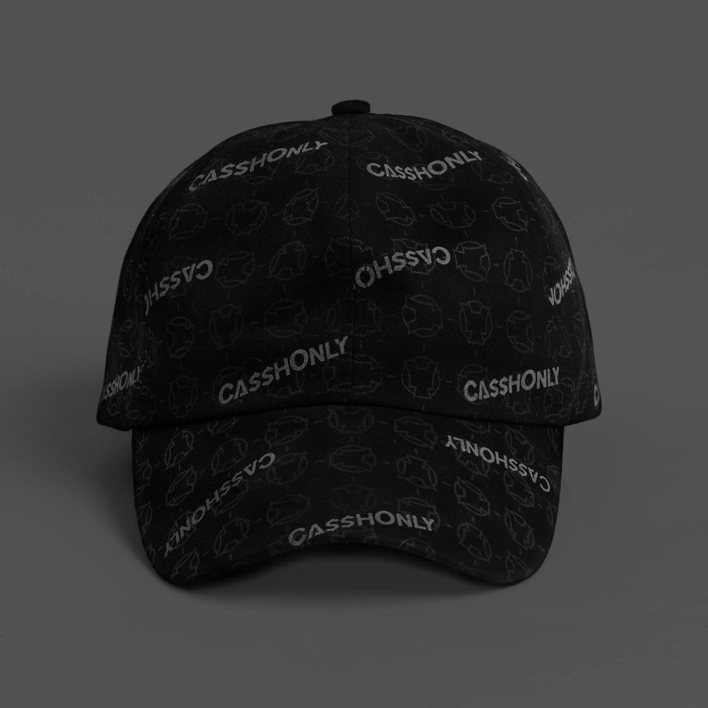 Cash only clothing 18S/S 3M cap 銀貨兩訖 老帽