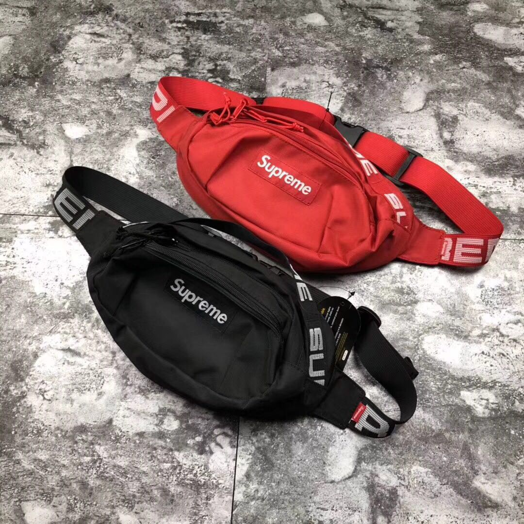 Cheapest Supreme Ss18 Crossbody Sling Bag Men S Fashion Bags Wallets On Carou