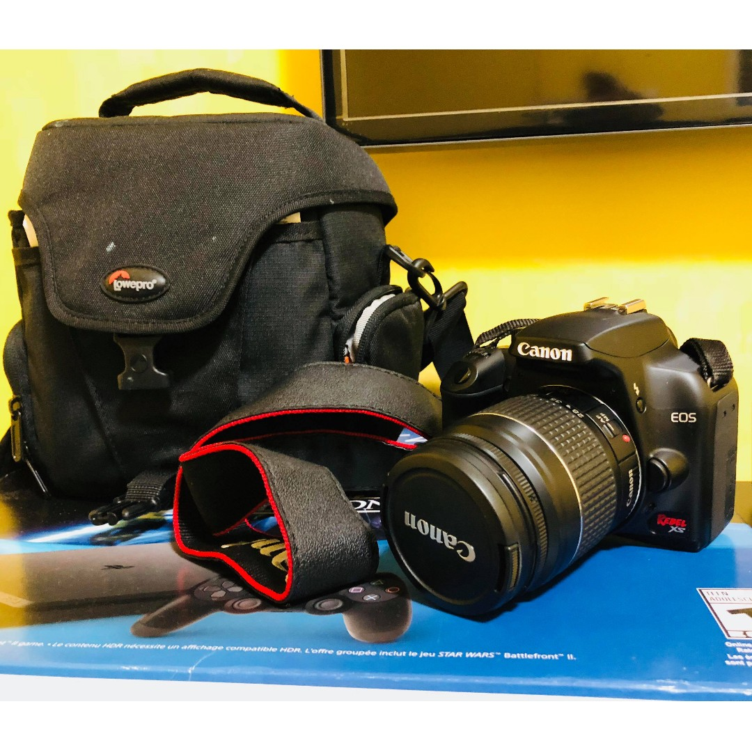 Repriced Dslr Canon Eos Rebel Xs 1000d Photography On