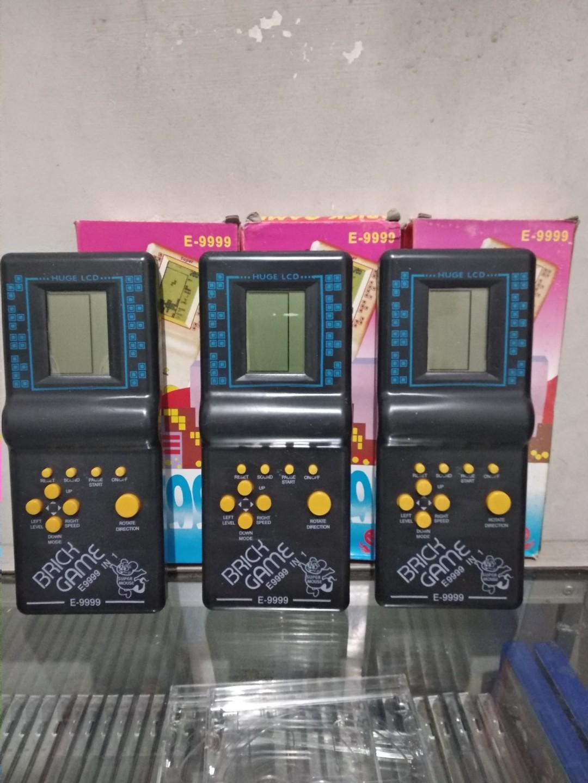 Gimbot Tetris 9999 In One Video Game Aksesori Di Carousell Steam Wallet Idr 450000