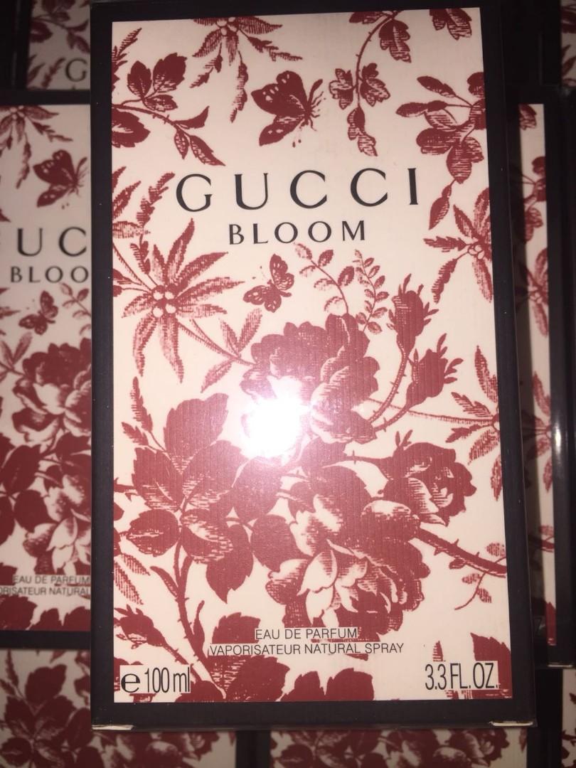 705badb840c5 GUCCI BLOOM 100ML, Health & Beauty, Perfumes & Deodorants on Carousell