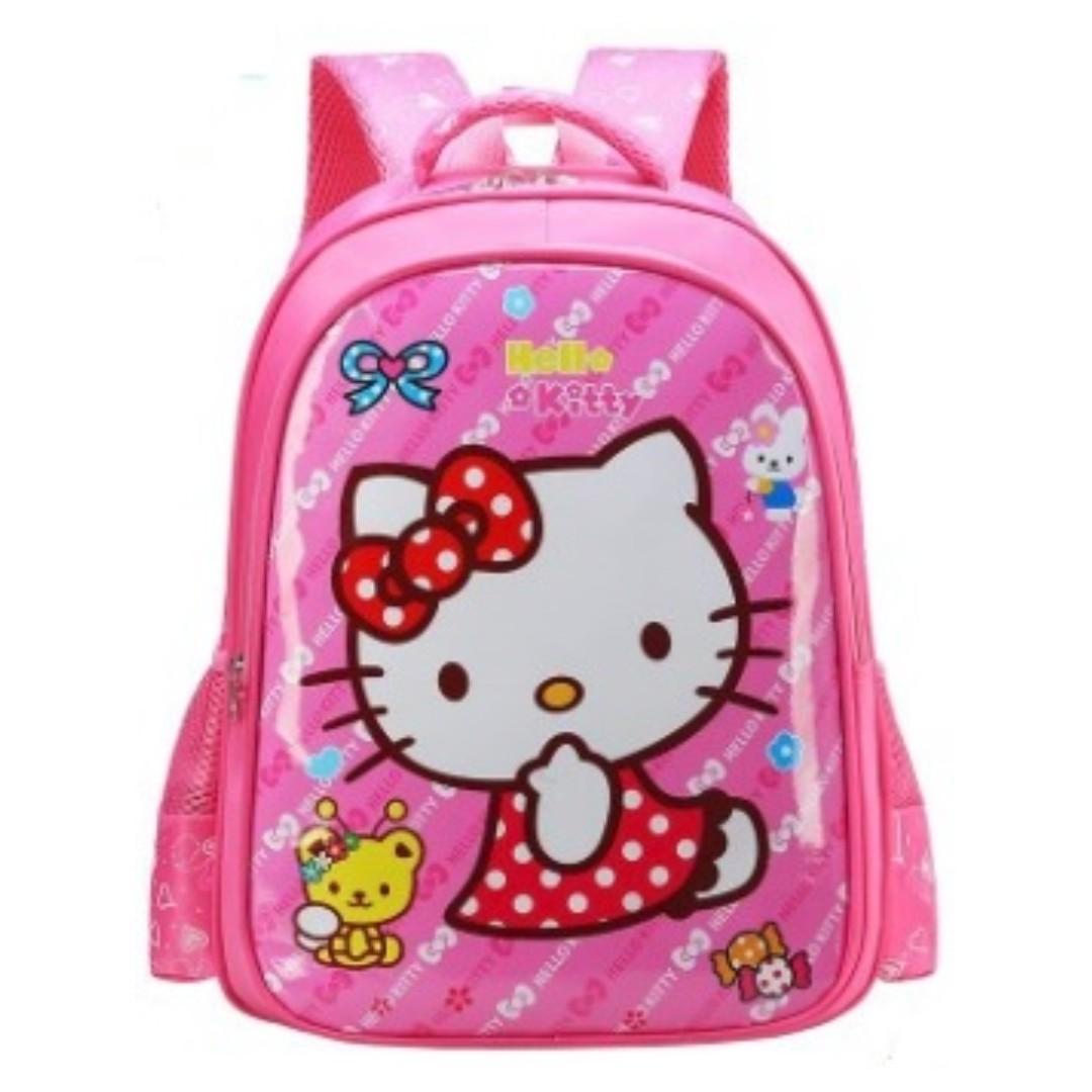 c8a8e3f259 Hello Kitty Backpack  School Bag