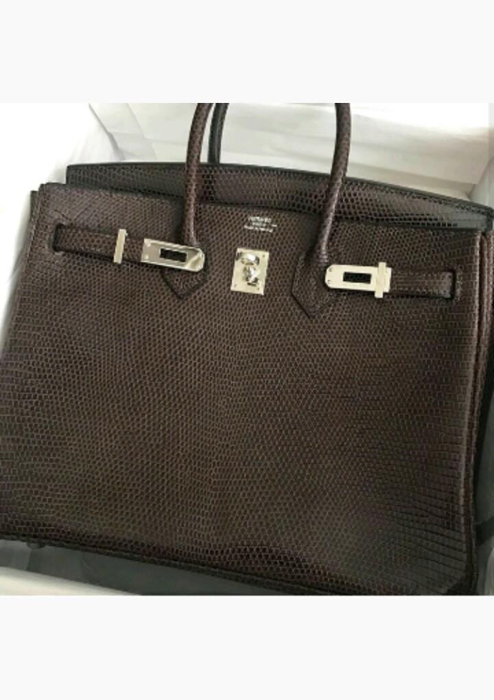 0c143cf20a Hermes Birkin 25 in Cacao, Luxury, Bags & Wallets, Handbags on Carousell