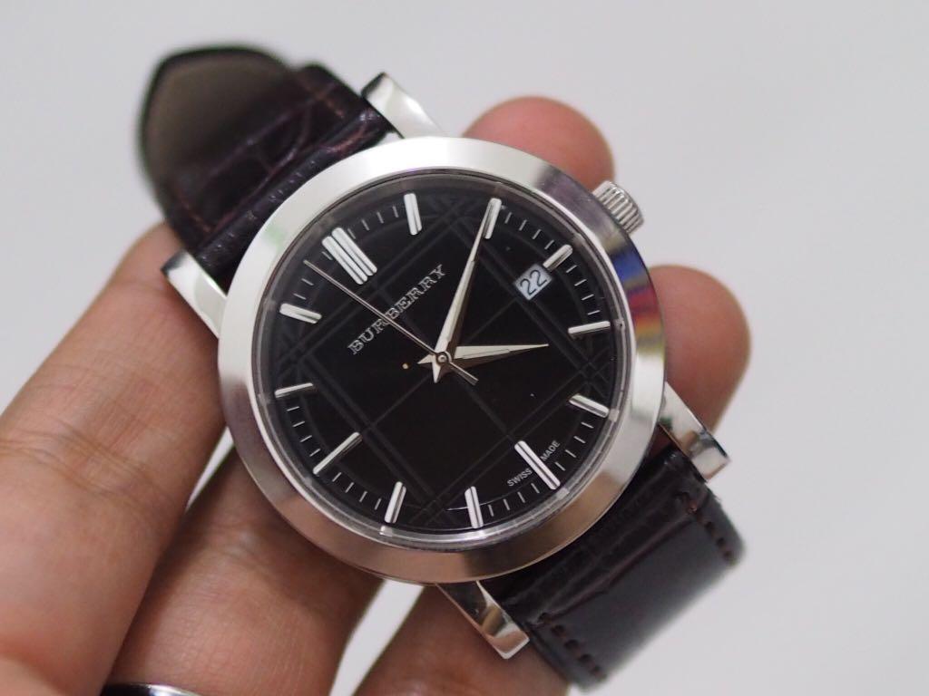 Jam tangan burberry original 2nd f83c50da14
