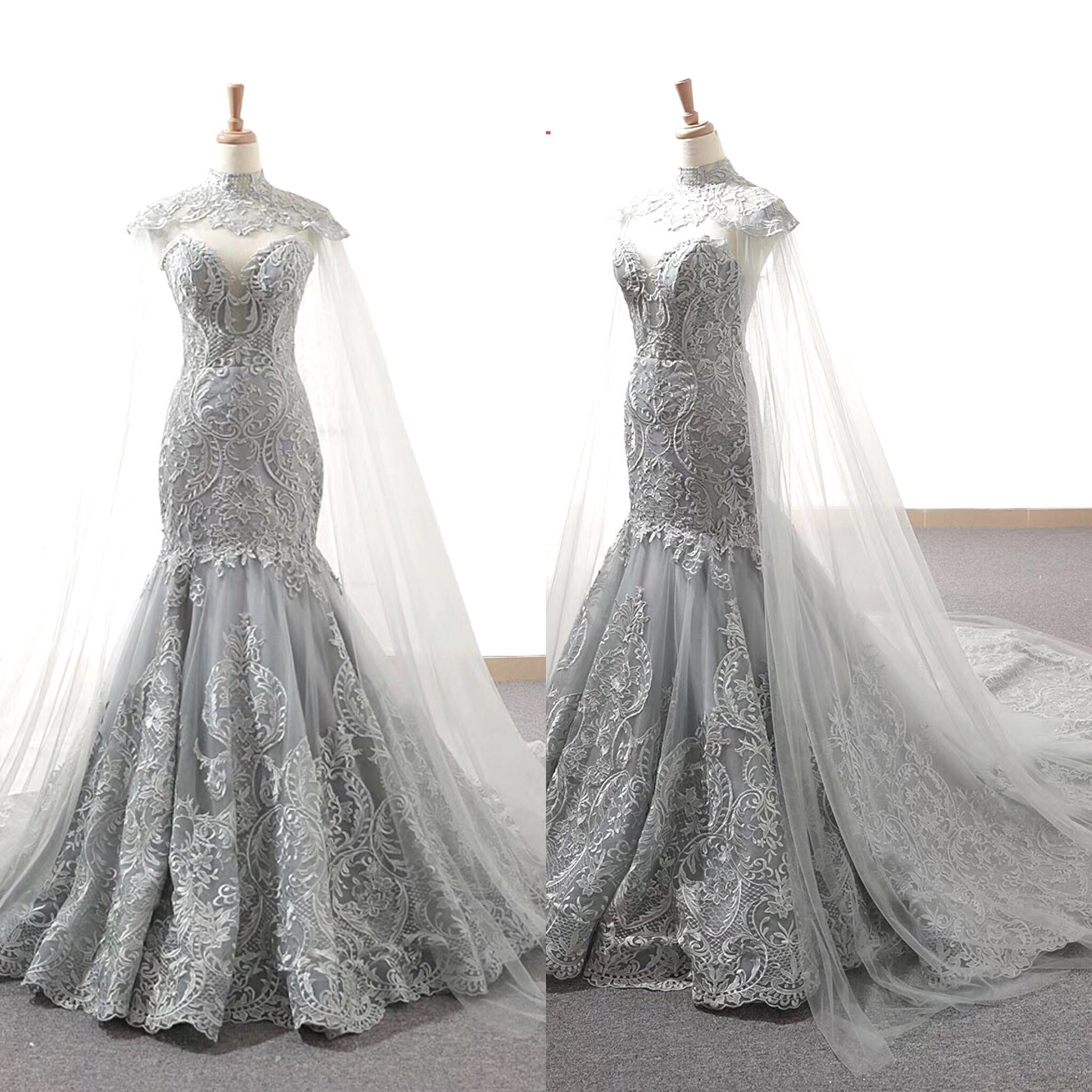 Made To Measure Bridal Gown By Omywonderland, Women\'s Fashion ...