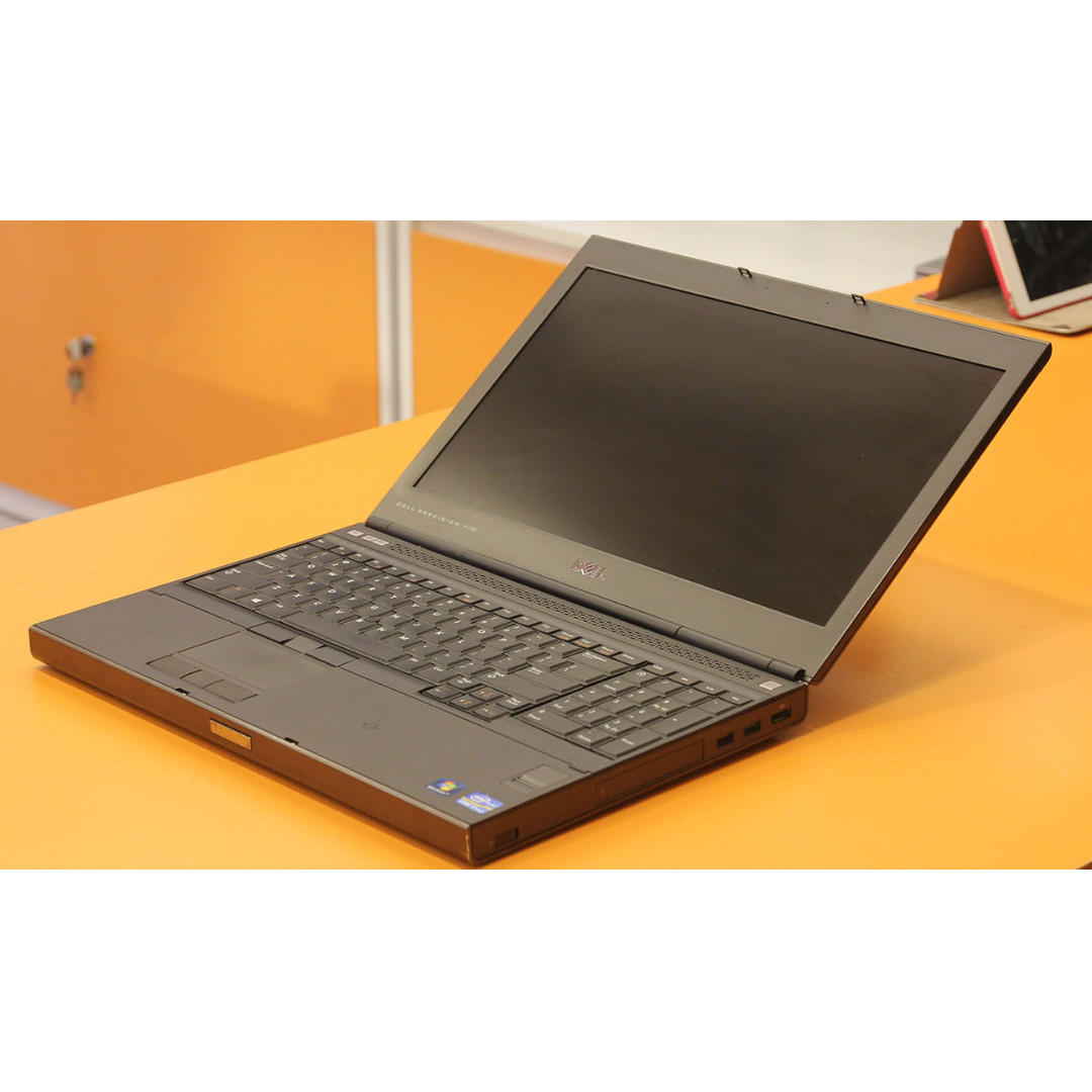 mobile workstation : Dell precision M4800 : powerfull server