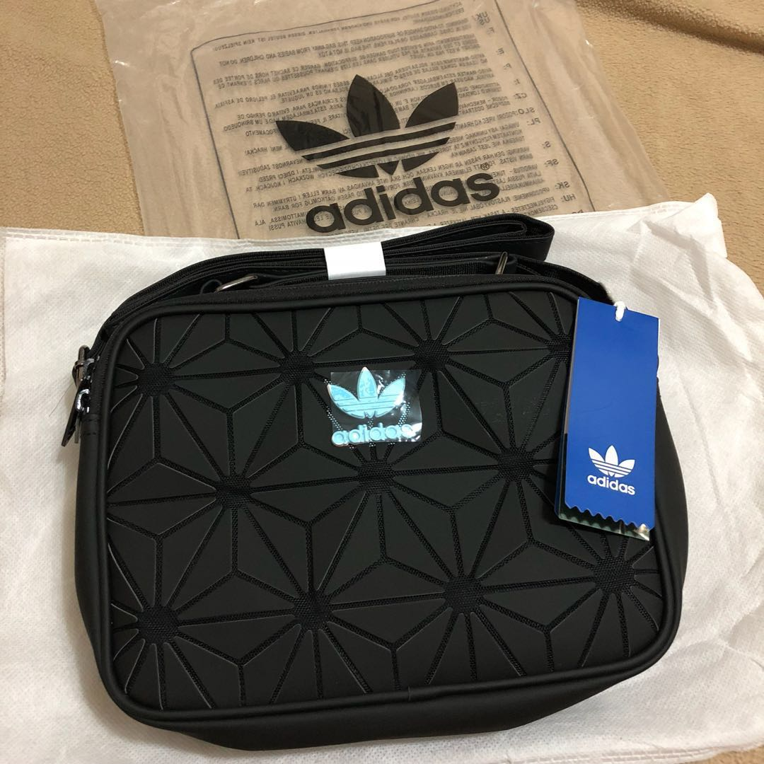 NEW) ADIDAS ISSEY MIYAKE AIRLINER BAG (NEW 2018) 6443d9757508c