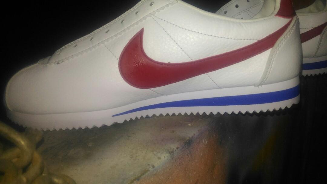 Nike Cortez Fg Fesyen Pria Sepatu Sneakers Di Carousell